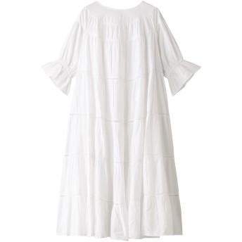 Merlette マーレット PARADISEドレス ホワイト