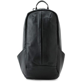 ジュンレッド(JUNRed) afecta SMOOTH BAG PACK LEATHER【ブラック(01)/F】
