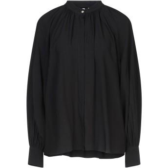 《セール開催中》SOPHIE レディース シャツ ブラック 40 レーヨン 100%