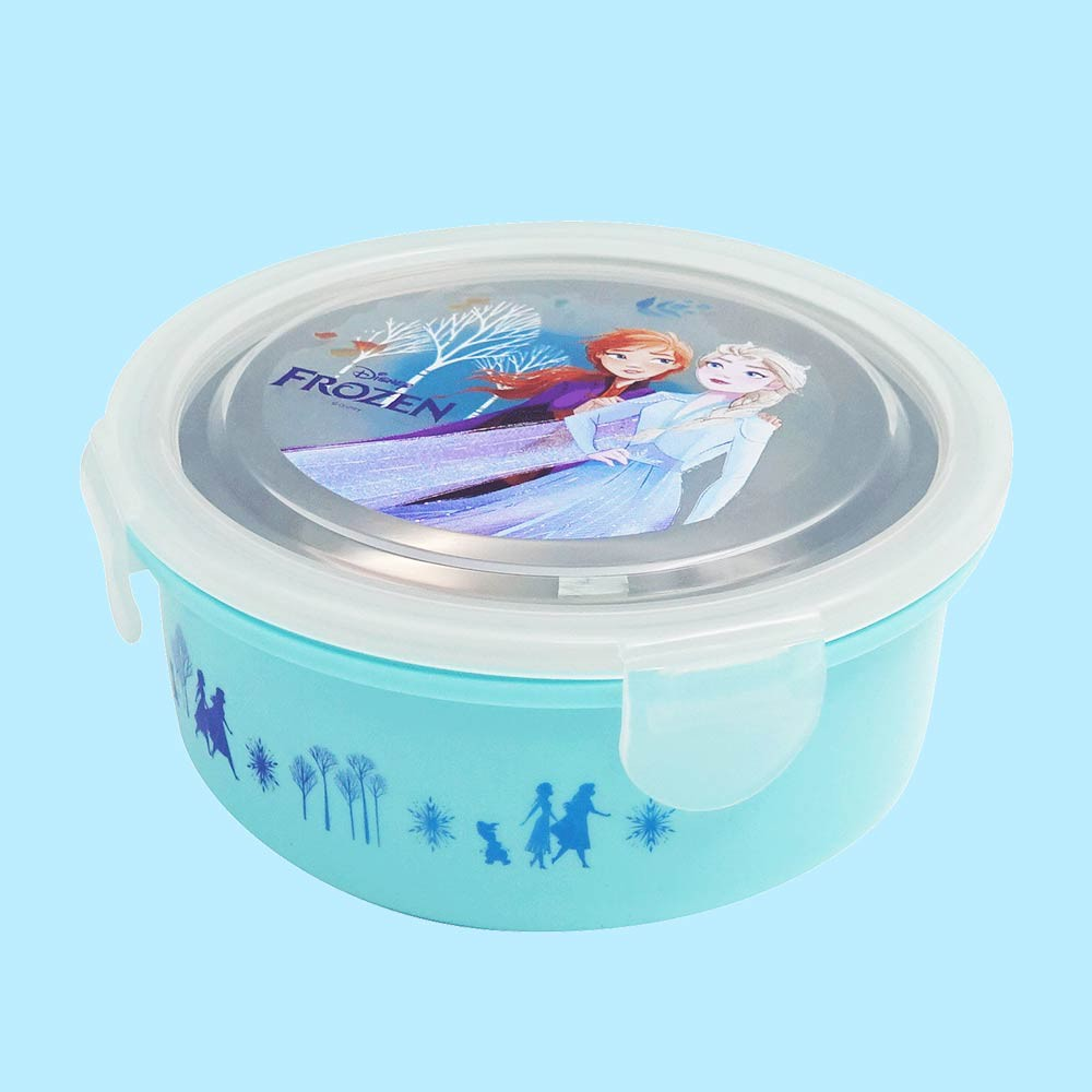 [新品現貨] 《迪士尼Disney 》冰雪奇緣 不鏽鋼隔熱碗《台灣製造》