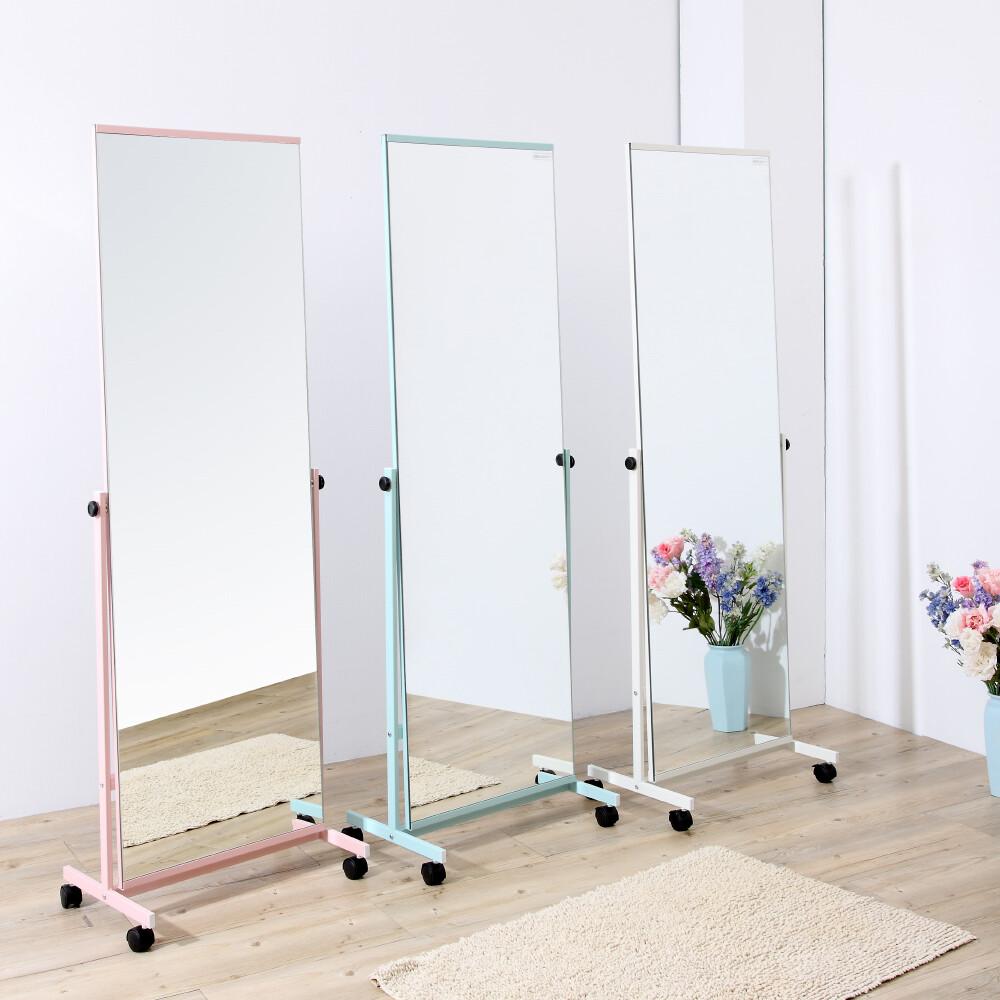 kingjet 冰雪奇緣繽紛系列全身鏡-寬50cm穿衣鏡/立鏡/防爆玻璃/活動式mit