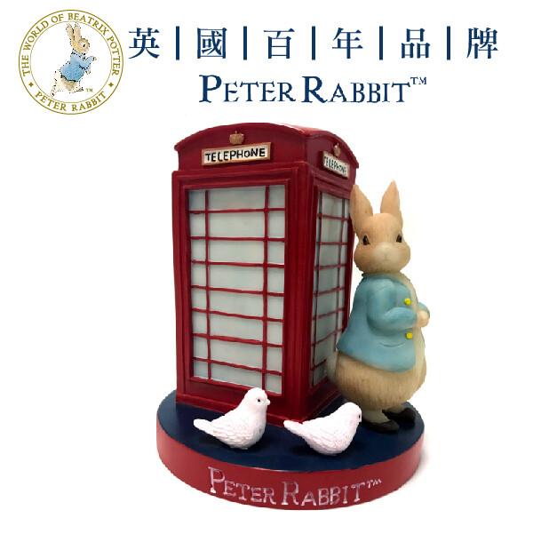 比得兔  經典英倫風筆筒擺飾立體造型居家裝飾原廠授權