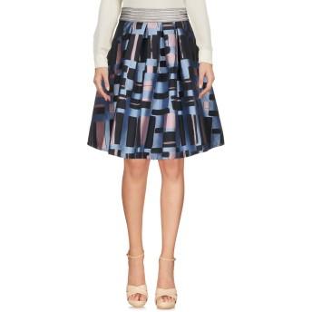 《セール開催中》LE VOLIRE レディース ひざ丈スカート ブルーグレー XS ポリエステル 100%