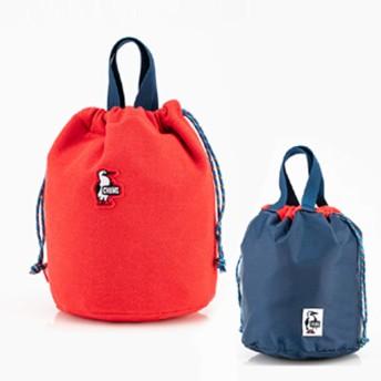 [チャムス] トートバッグ(タウン用) RV Mini Bag Sweat H/Red