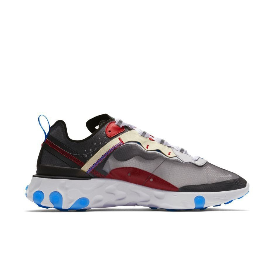 Nike 耐吉 React Element 87  慢跑女鞋  AQ1090-003
