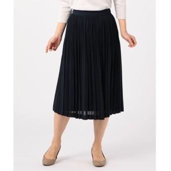 KEITH / キース ジョーゼットツイル スカート
