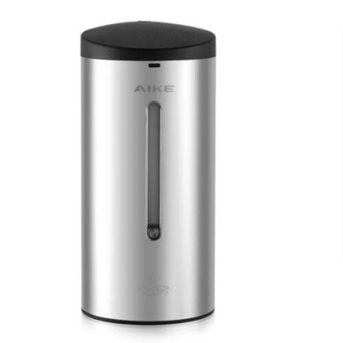 【亮銀-現貨】 AIKE 艾克 智能洗手機 700ml /出量調節/不銹鋼/電池式AK1205 - 四色