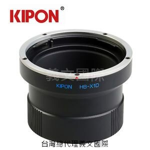 Kipon轉接環專賣店:HB-X1D(X1DII,50C,哈蘇,HASSELBLAD)