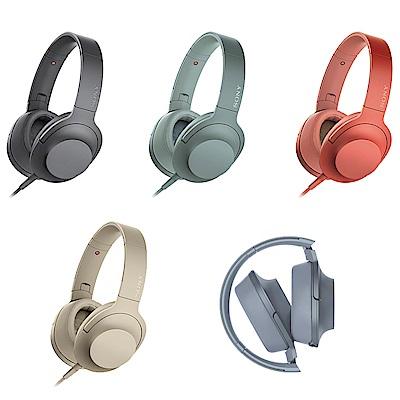 SONY Hi-Res 耳罩式耳機 MDR-H600A