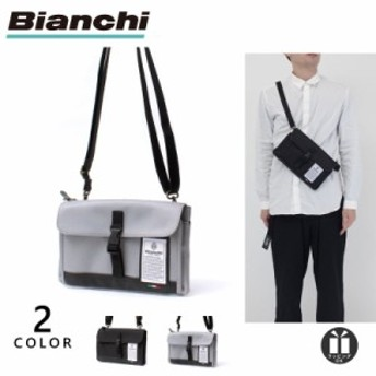 [公式] ビアンキ ウォレットサコッシュショルダーバッグ メンズ レディース 撥水 Bianchi NBTC-57