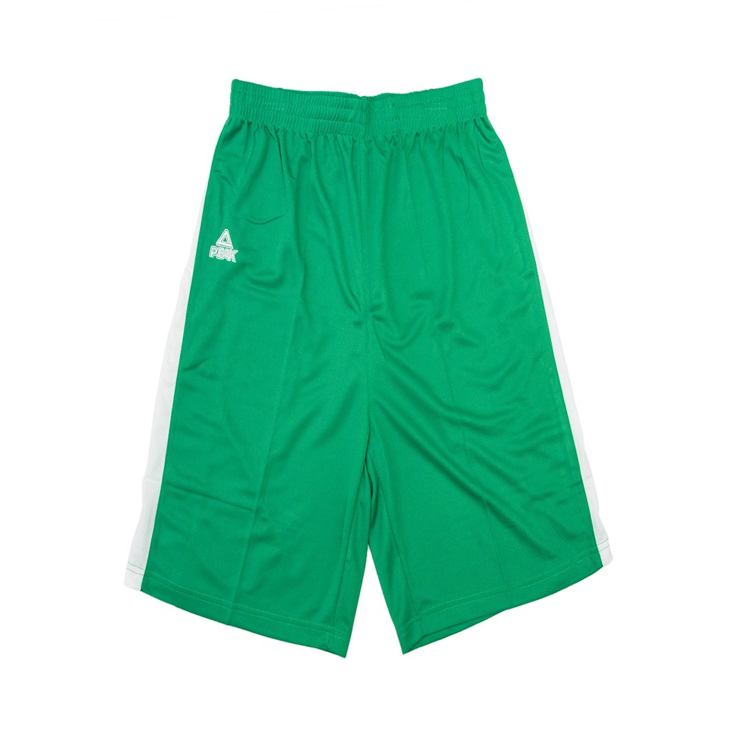 PEAK 籃球衣 球褲 F771104 綠色/黑邊 亮禹體育PEAK台灣經銷商