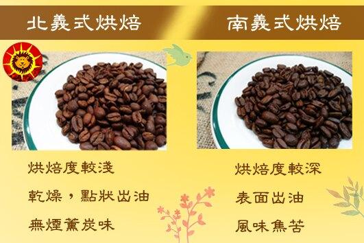 【曼珈咖啡】極品配方 北義烘焙 新鮮烘焙 精品咖啡 (半磅)