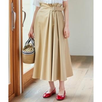 【エニィスィス/any SiS】 【L'aube】ハイウエスト スカート