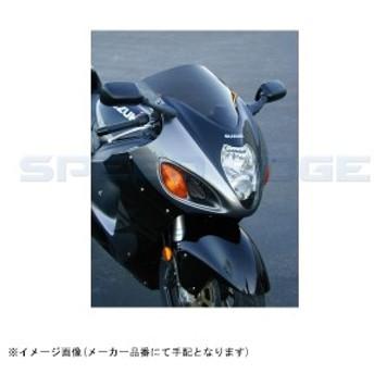 [2013319] ZERO GRAVITY スクリーン SRタイプ ダークスモーク GSX1300R 99-07