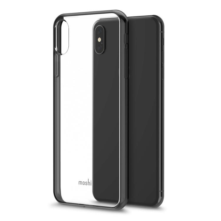 moshi Vitros for iPhone XS Max 超薄透亮保護外殼