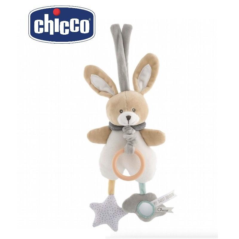 Chicco 甜蜜小兔音樂吊鈴