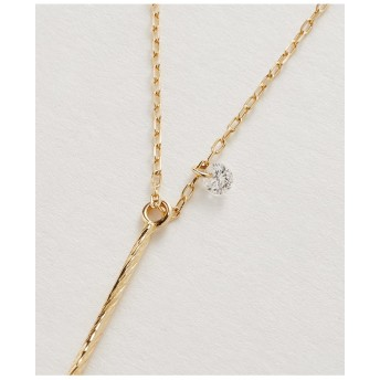 Y style Diamond ber Necklace