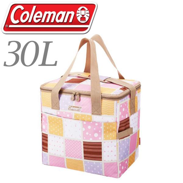 Coleman 美國 30L 桃紅保冷袋 CM-27234