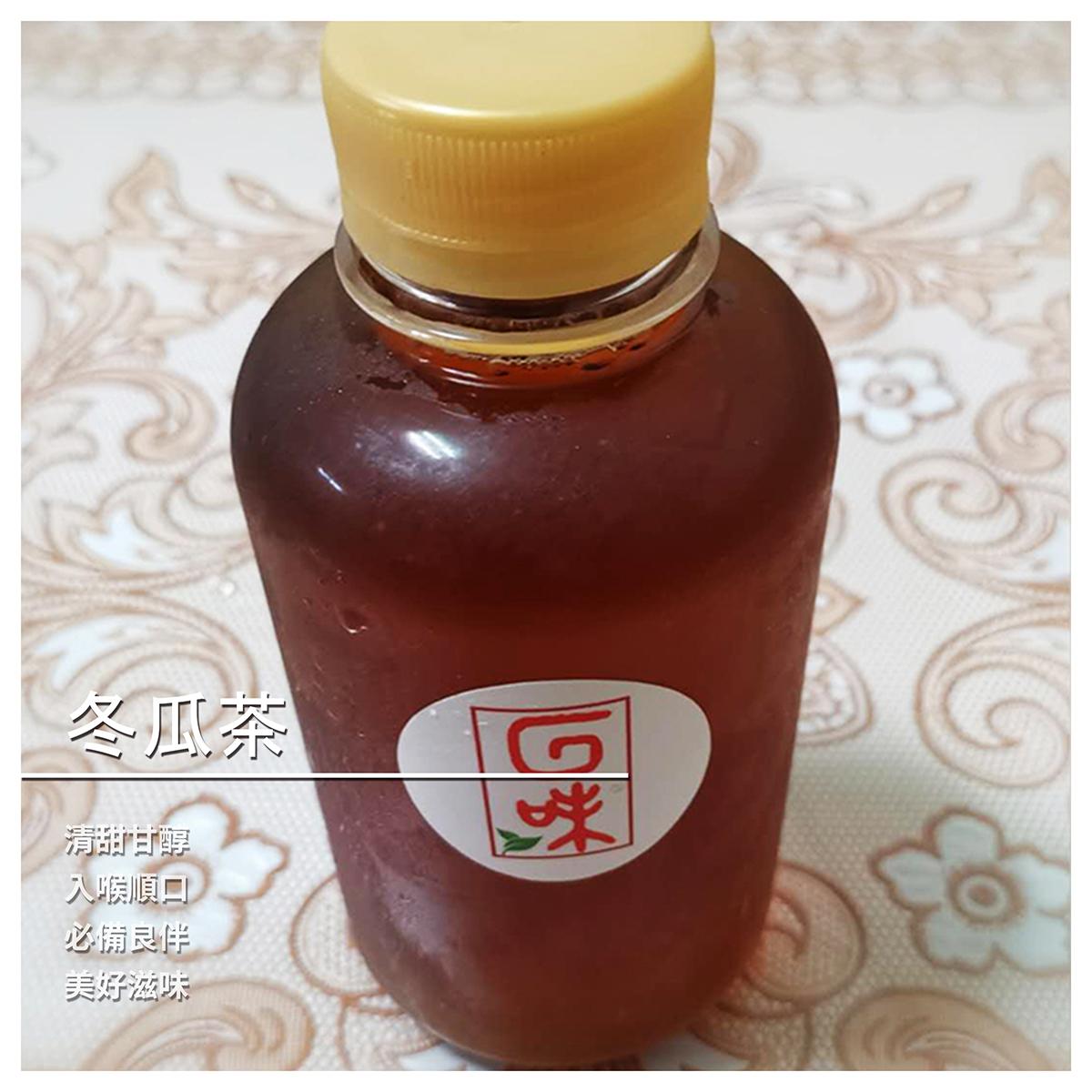 【回味茶飲】冬瓜茶/1000ml/瓶
