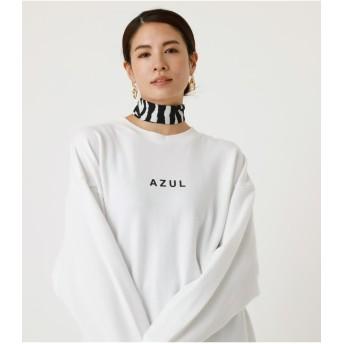 AZUL SWEAT TUNIC