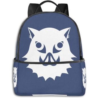 Demon Slayer Bag Backpack レディース Fashionable 大人 Small Shoulder Bag Women リュックバッグ カジュアル 日常 通勤 通学 旅行