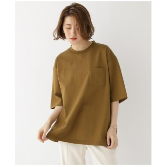 シルケット ビッグシルエット 半袖 Tシャツ