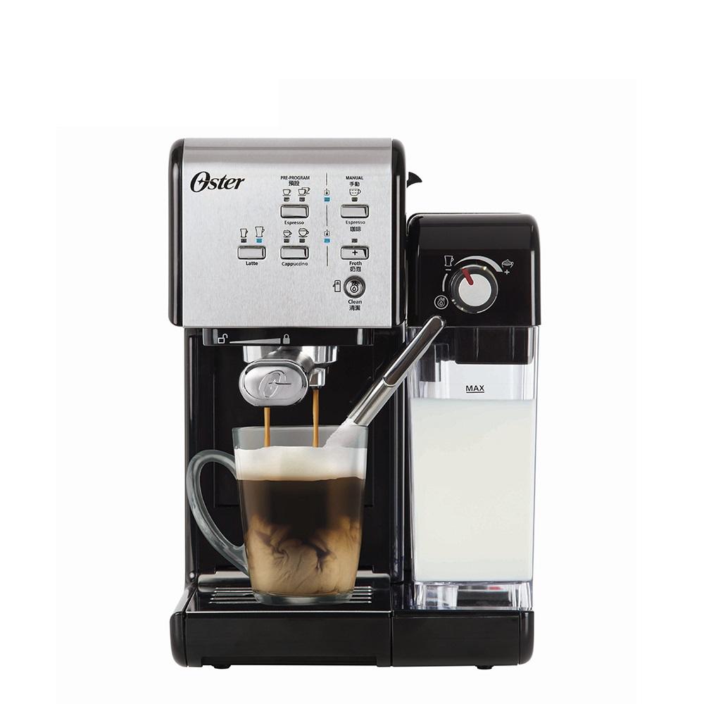 OSTER 美國 5+ 隨享咖啡機 經典銀 BVSTEM6701SS