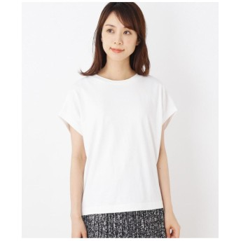 【42(LL)WEB限定サイズ】抜けフレンチTシャツ