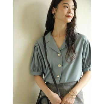 ELENCARE DUE 5分袖 カイキンシャツ