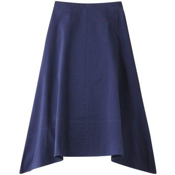 SALE 【50%OFF】 JET ジェット 【JET LOSANGELES】コットンフレアスカート ブルー