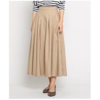チノ風フレアスカート