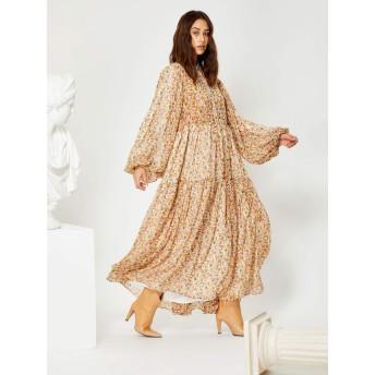 Archive Maxi Smock Dress