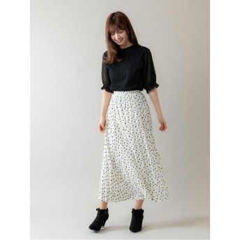 【Rewde】プリーツスカート(9R10-09130)