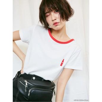 コカ・コーラ バックロゴTシャツ