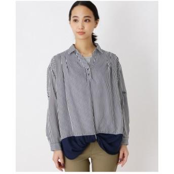 【2点セット】プルオーバーシャツ+タンクトップ