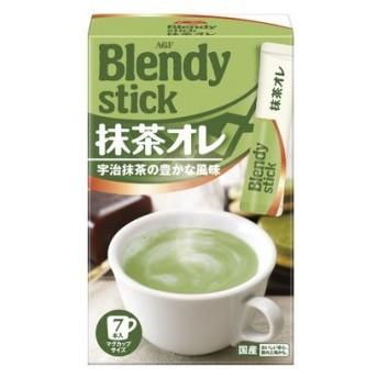 AGF ブレンディ抹茶オレ 12g×7p まとめ買い(×6)