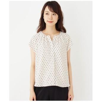 【42(LL)WEB限定サイズ】タックネックスキッパーシャツ