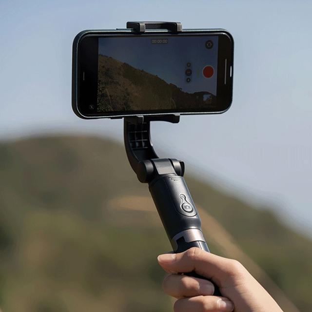 MOMAX | Selfie Stable 迷你穩定器自拍三腳架(KM13)