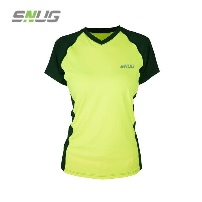 sNug 排汗抗臭運動上衣 女版 短袖 (下單9件原價8折) 羽嵐服飾