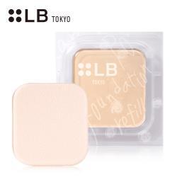 LB 無瑕柔肌粉餅補充蕊10g(附粉撲)(白晳色/淺膚色/自然膚色)