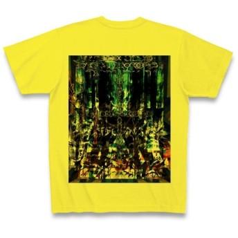 有効的異常症候群存在的残像伍◆アート◆文字◆ロゴ◆ヘビーウェイト◆半袖◆Tシャツ◆デイジー◆各サイズ選択可
