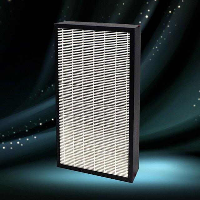 《美國LASKO》白淨峰空氣清淨機濾材 HEPA夾碳布濾網 HF-2162-1
