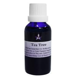 Body Temple 茶樹芳療精油(Tea tree)30ml