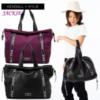 Kendall+Kylie ケンダルアンドカイリー JACKIE ジャッキー レディース 女性 婦人 旅行 トートバッグ ハンドバッグ