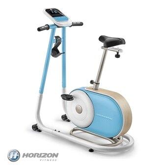 【喬山網路優惠】HORIZON Citta系列 BT5.0 直立式健身車|三色任選 『買就送桌板』