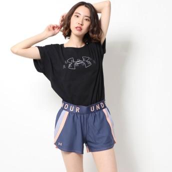 アンダーアーマー UNDER ARMOUR レディース 半袖Tシャツ UA Fashion SSC Graphic 1355399