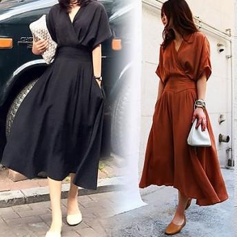2020\高レビュー人気商品/韓国のファッションワンピース
