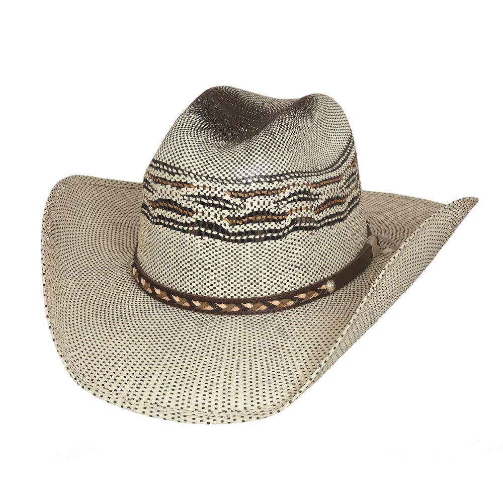 Bullhide Heeler - Childrens Straw Cowboy Hat