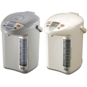【象印ZOJIRUSH】5L微電腦電動熱水瓶(灰) CD-LGF50-TK