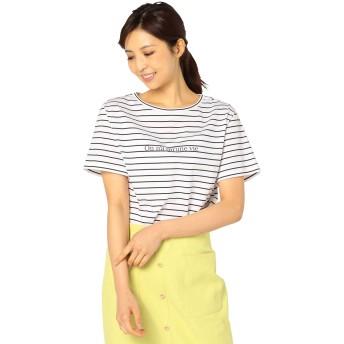 (ノーリーズ) NOLLEY'S ロゴTシャツ 0-0035-2-03-001 38 ホワイト系4